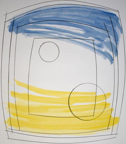 Moonplay Shadow by Barbara Hepworth