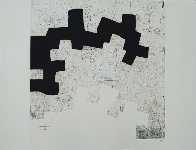 Aldikatu III by Eduardo Chillida