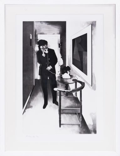 Dedicated Follower of Fashion by Richard Hamilton at