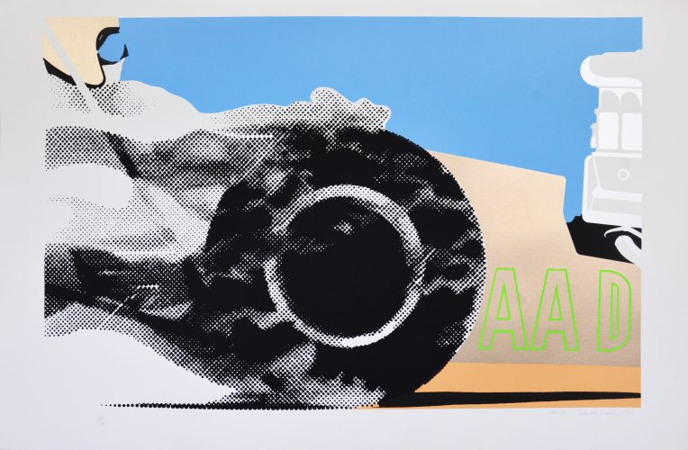 AAD from the Dragsters portfolio by Gerald Laing