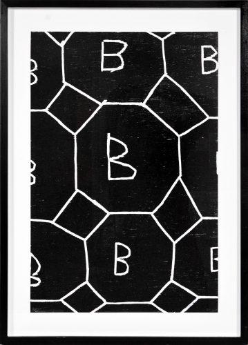 Bbb… by David Shrigley