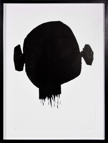 Severed Head by David Shrigley