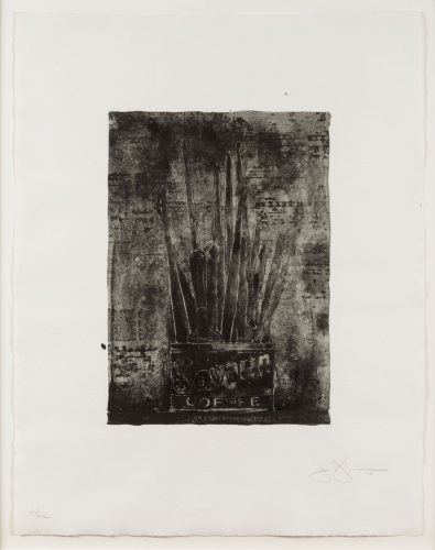 Savarin (Cookie) by Jasper Johns