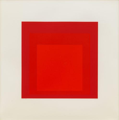 EK Id by Josef Albers at
