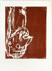 Kopf (Head) by Georg Baselitz at