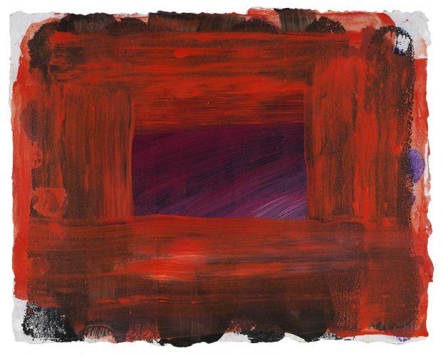 Dawn by Howard Hodgkin