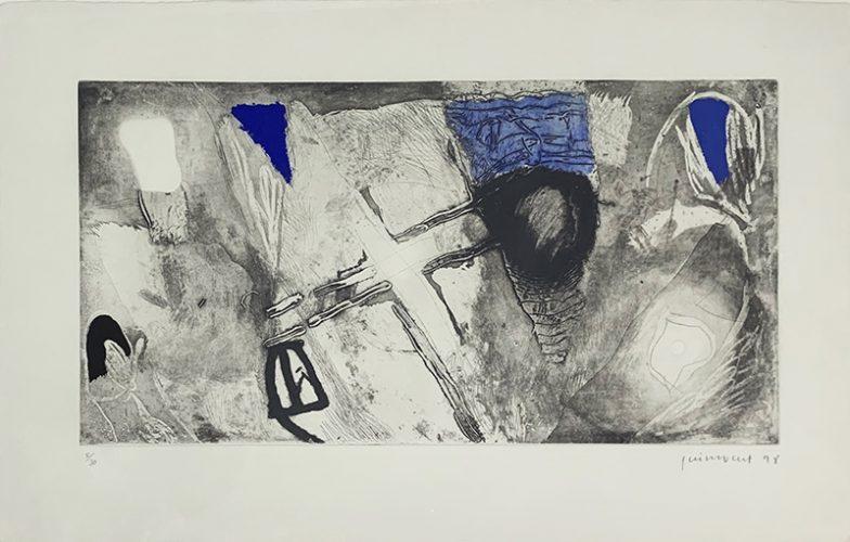 Untitled by Josep Guinovart