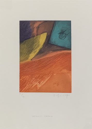 Horizonte Naranja by Joaquín Capa at