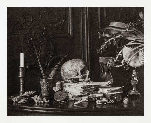 Vanité de l'Archiviste by Gilles Lorin