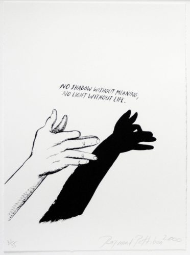 Untitled by Raymond Pettibon