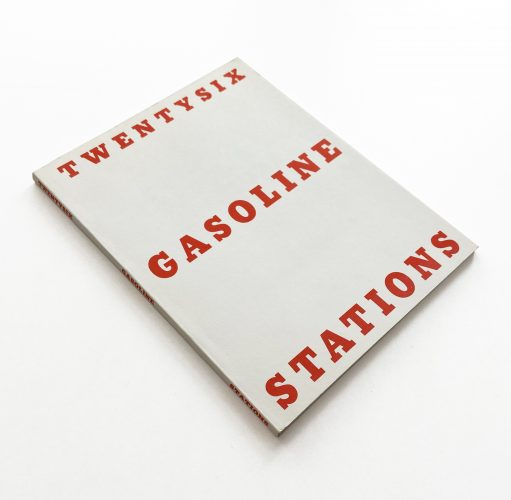 Twentysix Gasoline Stations by Ed Ruscha at