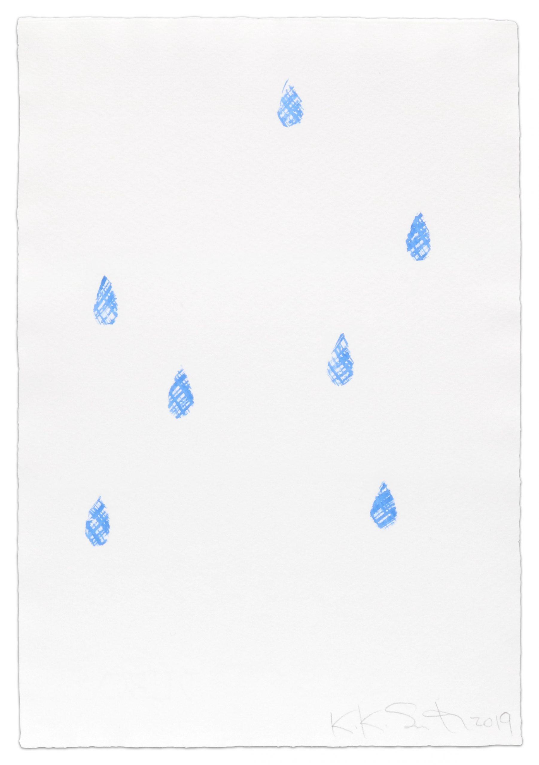 Rain Drop by Kiki Smith