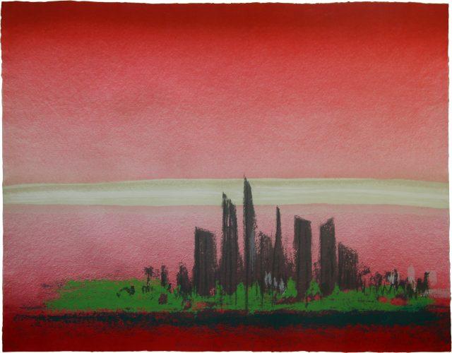 Horizon – The Energy of Singapore by Srihadi Soedarsono at