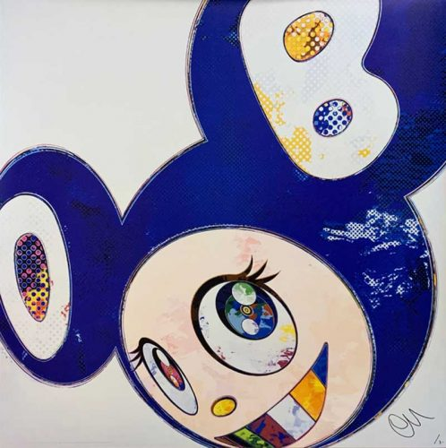 And Then…All Things Good and Bad, All Days Fine and Rough by Takashi Murakami