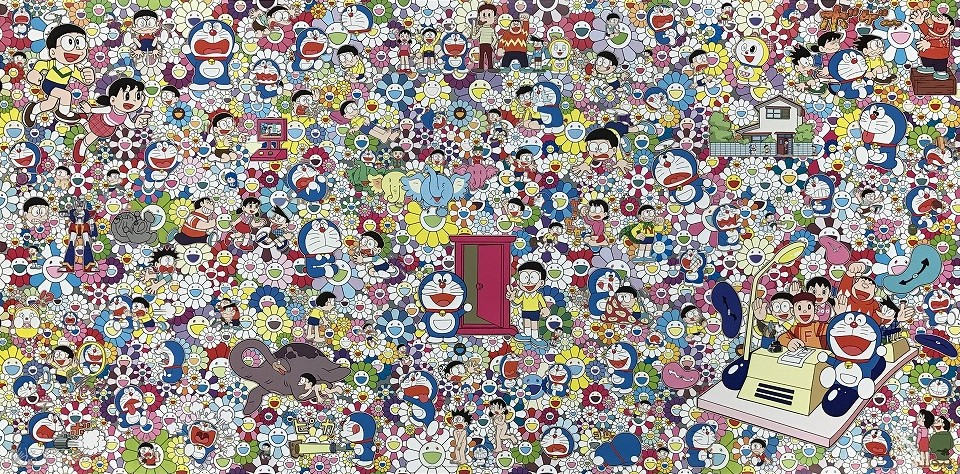 Wouldn't It Be Nice if we Could Do Such a Thing by Takashi Murakami