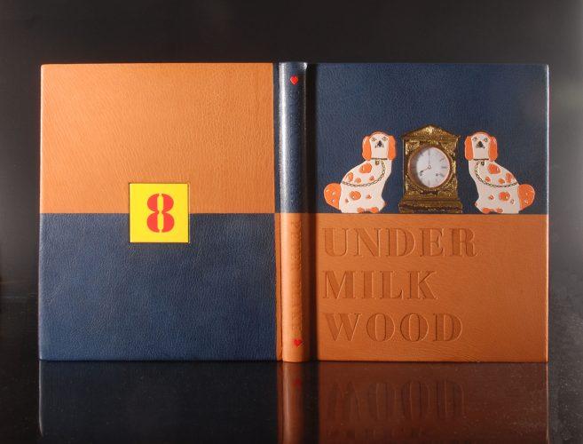 Under Milk Wood by Peter Blake