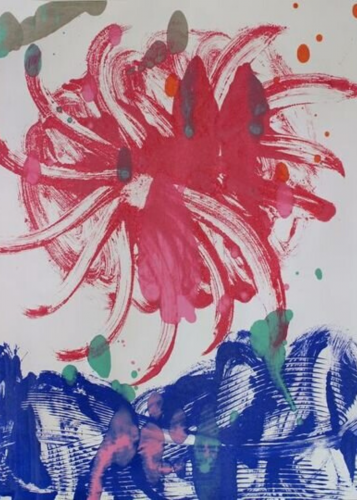 Monotypes Nos. 14 by Catherine Howe at