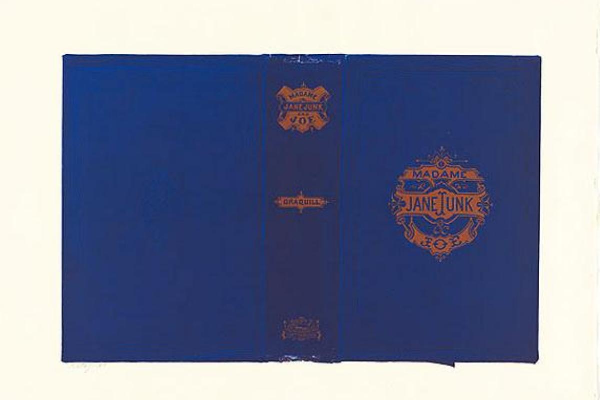 Madame Jane Junk by R.B. Kitaj