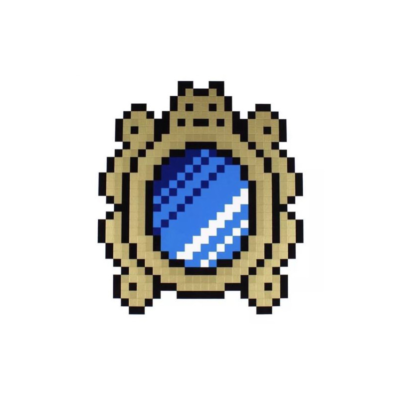Versailles (Blue) by Invader