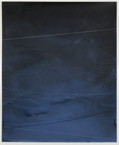 Power Line Drawing #27 by Alex Weinstein