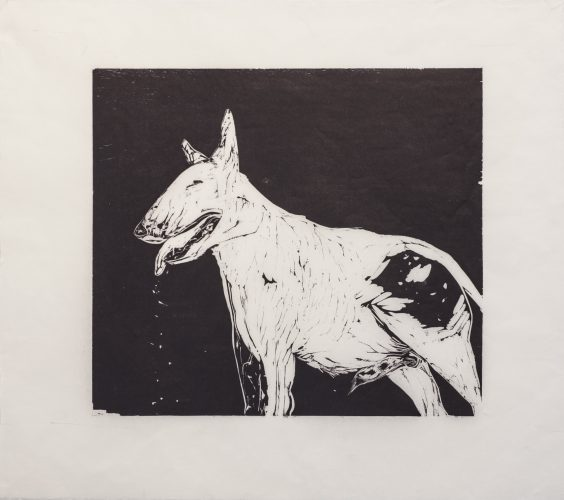 Untitled (Dog) by Ulysses Boscolo at