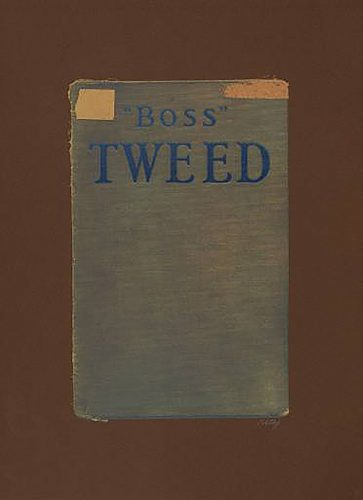 'Boss' Tweed by R.B. Kitaj at