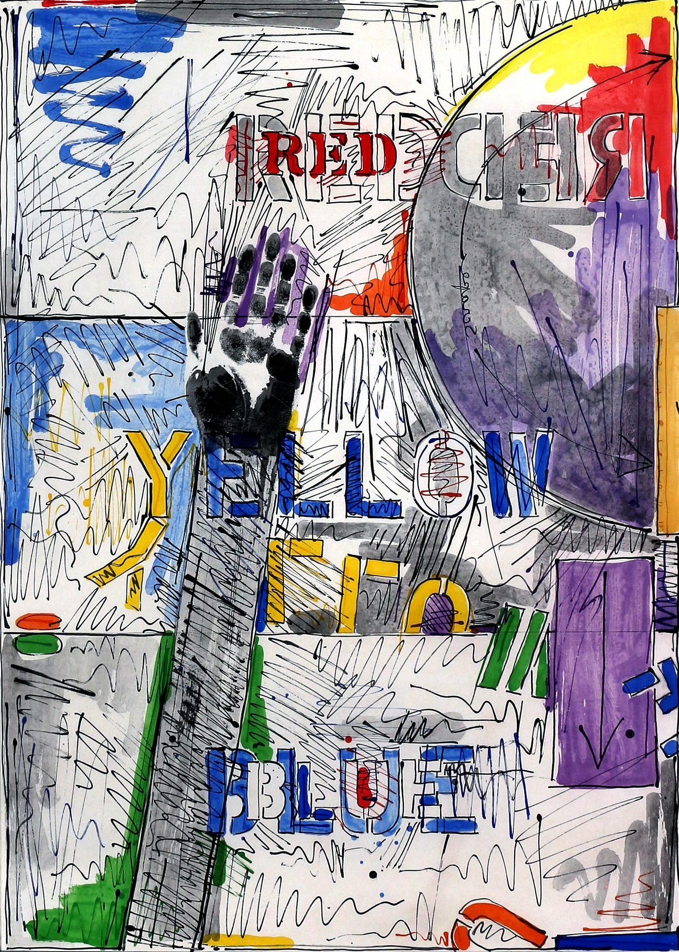 Land's End by Jasper Johns