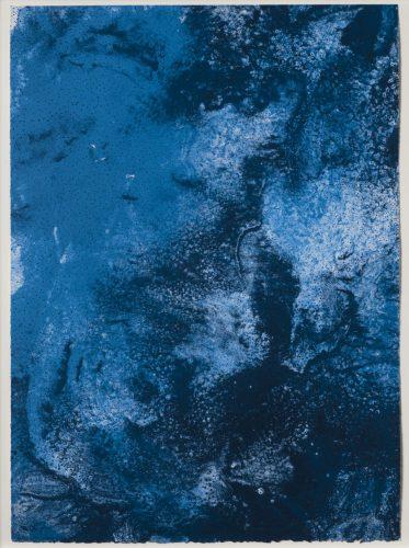 Ocean Blue 23 (Color Test Print #6) by Joe Goode