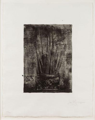 Savarin (Cookie) by Jasper Johns at