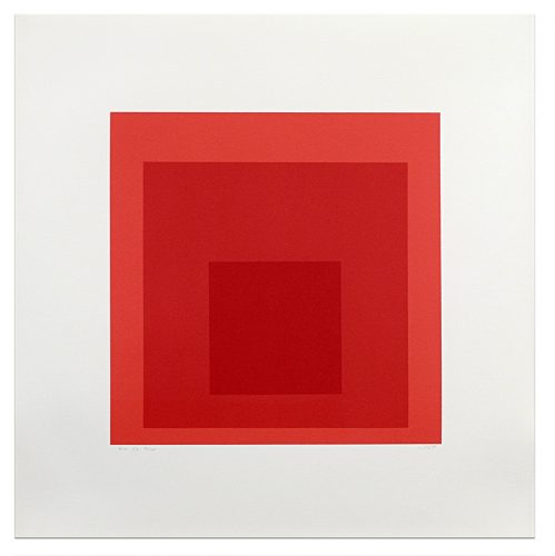 Homage to the Square: Edition Keller Ik by Josef Albers