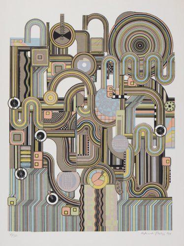 Catalogue for Harmony by Eduardo Paolozzi