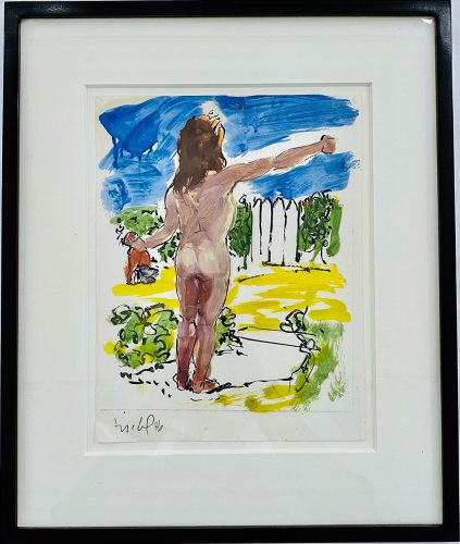 Untitled by Eric Fischl at