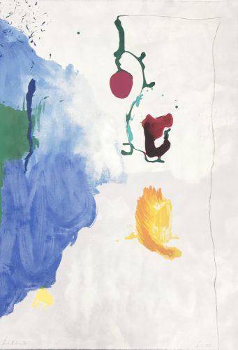 Eve by Helen Frankenthaler at