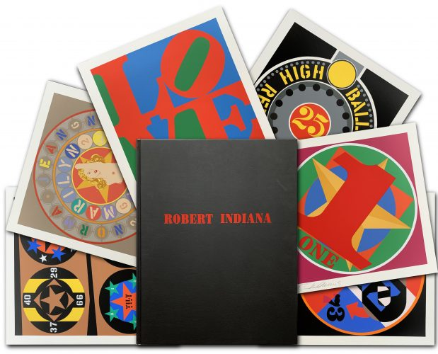 The American Dream Portfolio by Robert Indiana