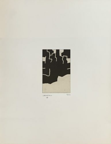 Aldikaitz by Eduardo Chillida