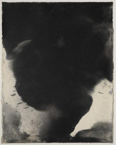 Sherman (Tornado Drawing #20) by Joe Goode at Leslie Sacks Gallery (IFPDA)