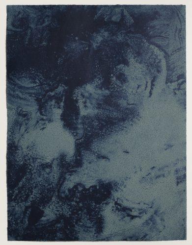 Ocean Blue 23 (Color Test Print #13) by Joe Goode