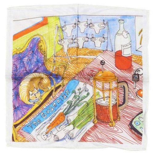 The Vanity of Small Differences by Grayson Perry RA at