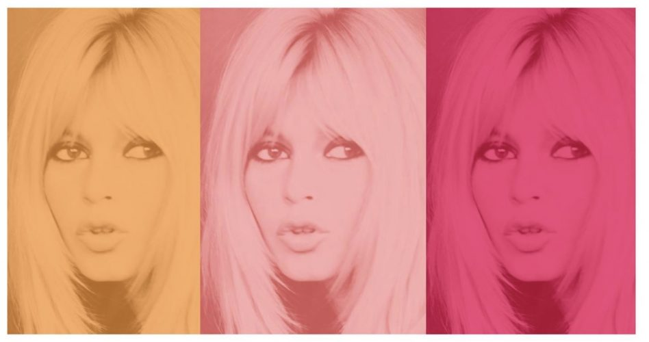 Triple Bardot Pink by BATIK at Galerie Prints