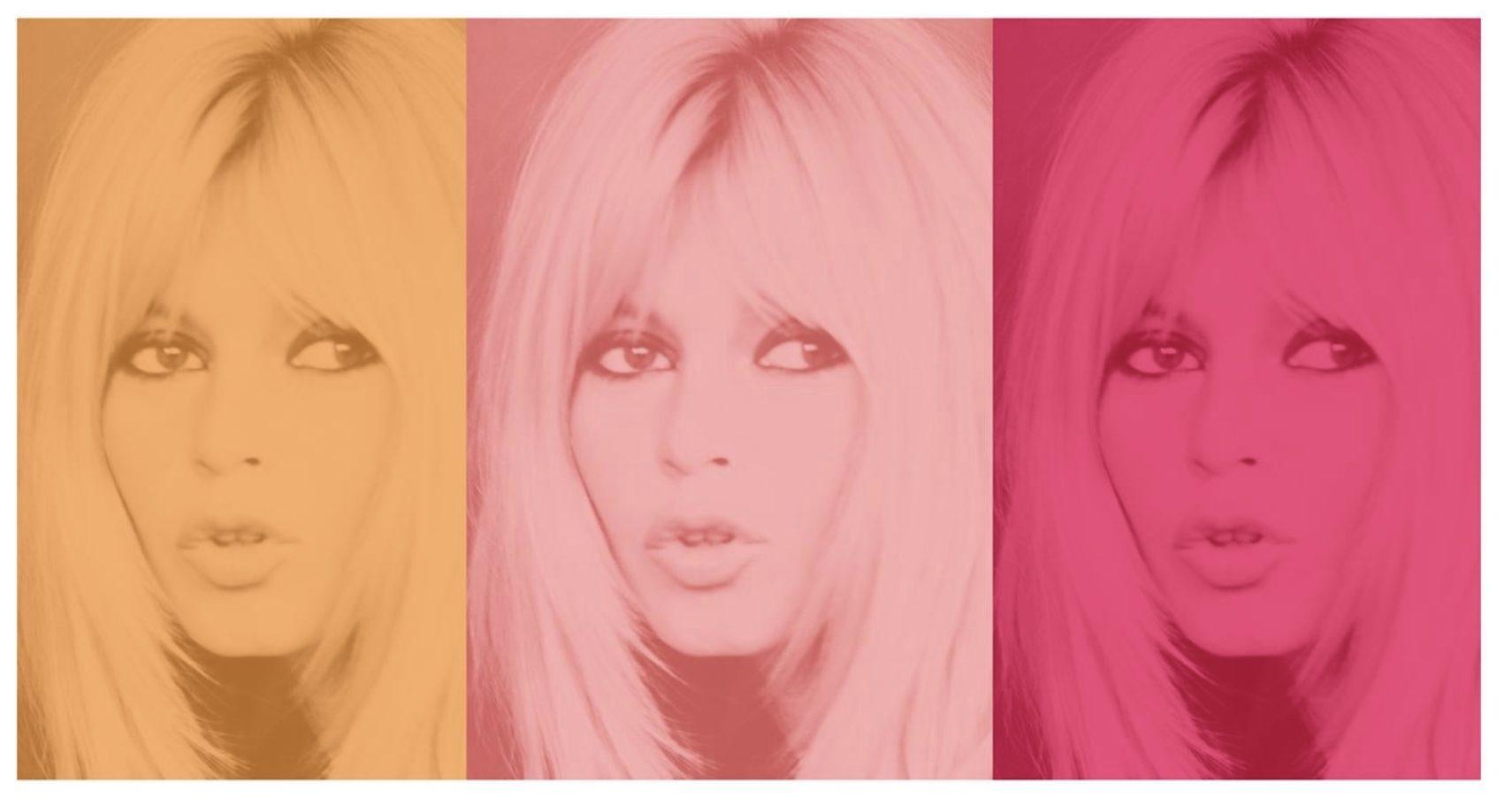 Triple Bardot Pink by BATIK