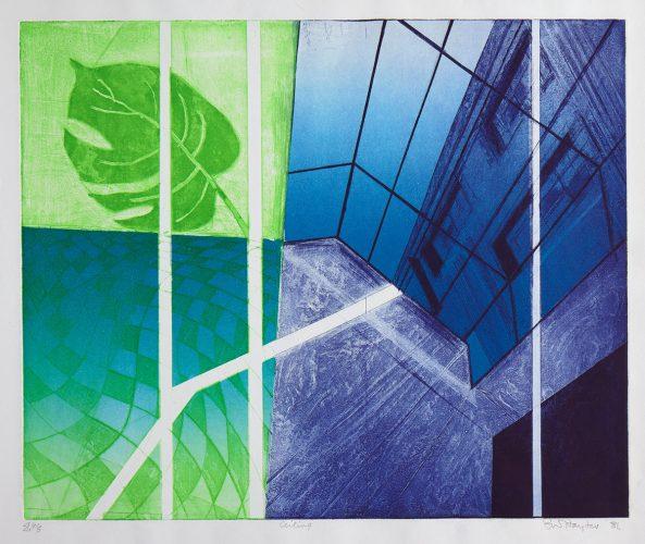 Ceiling by Stanley William Hayter
