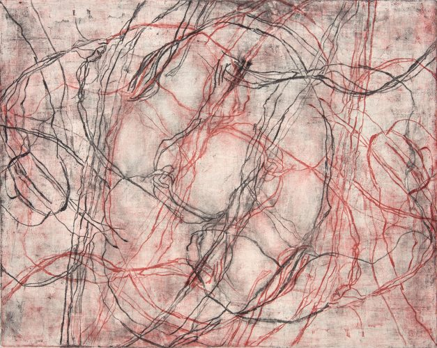 Untitled – Nexus Series by Maria Villares at