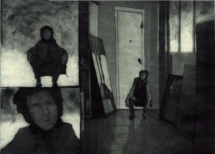 Doppelganger by Lucas Naganuma at