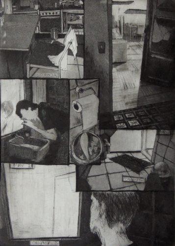 Mirror by Lucas Naganuma at
